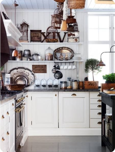 Home Shabby Home: English country style | Kitchen & Dining ...