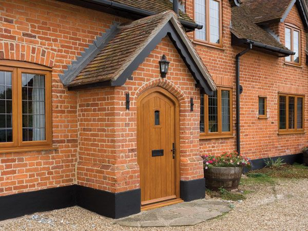 Hall Brothers of Colchester Ltd | Bespoke External Wooden Doors ...