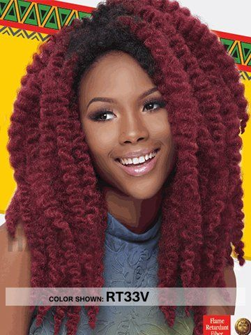 Harlem 125 african braid durban twist 18inches hair pinterest human hair lace wigs weaves braids and hair extensions pmusecretfo Images