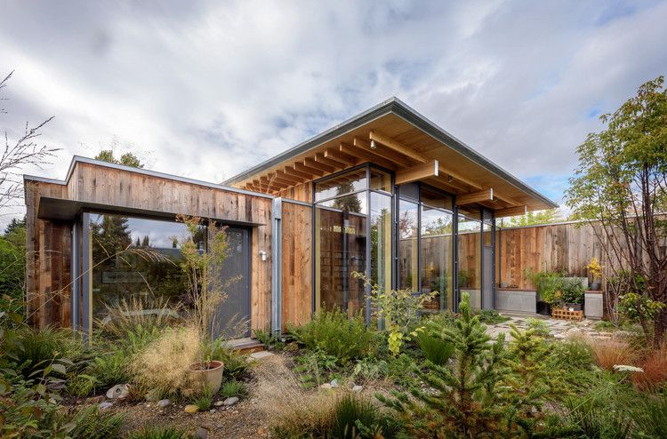 City Cabin Olson Kundig Architecture Residential Architecture Modern Exterior