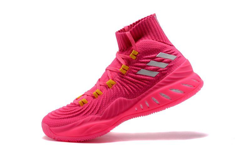 17ebd9651c 2017 2018 Basketball Shoes adidas Crazy Explosive 2017 Primeknit ...