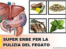 10 SUPER ERBE PER RIPULIRE IL FEGATO |