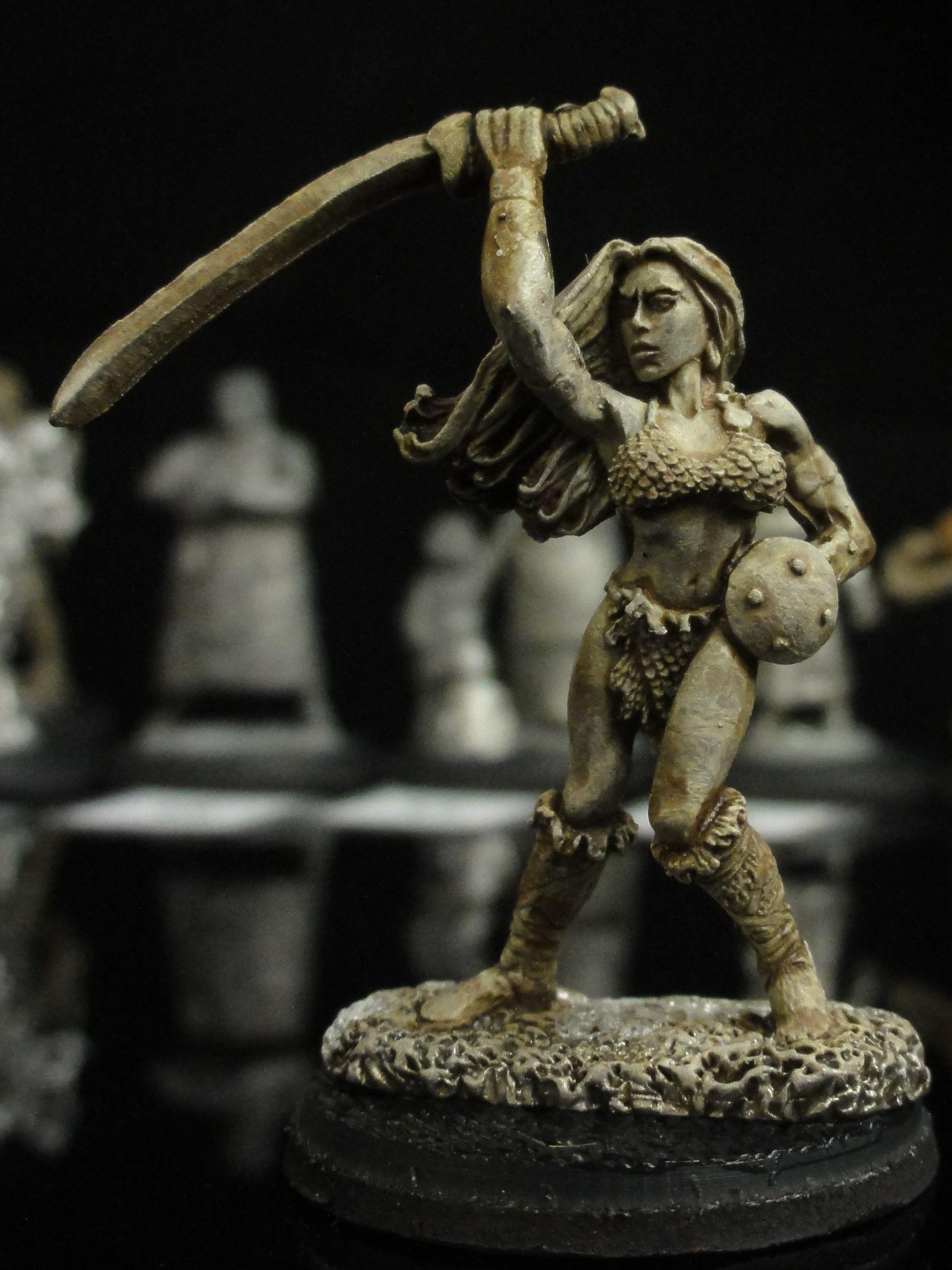 miniatures RPG