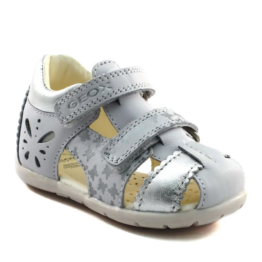 799b78b7e9fcd 278A GEOX KAYTAN B7251C BLANC www.ouistiti.shoes le spécialiste internet   chaussures  bébé