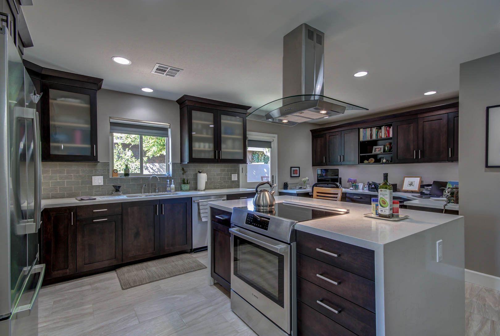 Scottsdale, AZ Contemporary Kitchen Remodel   Good Guys Remodeling LLC Design