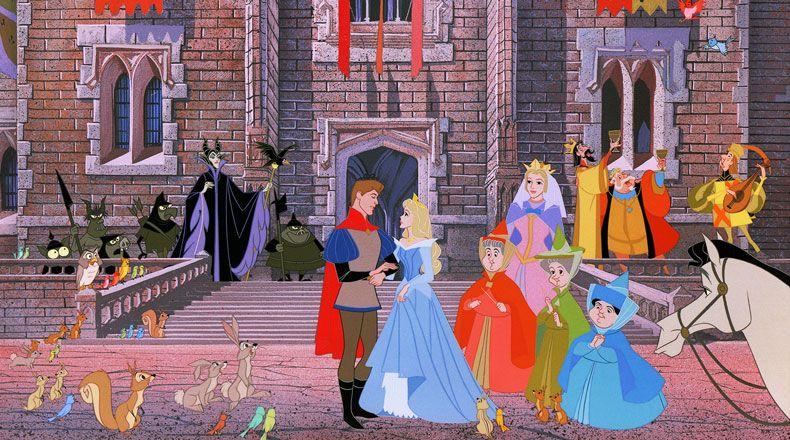 Once Upon A Dream Disney Princess Princesa Aurora Bela