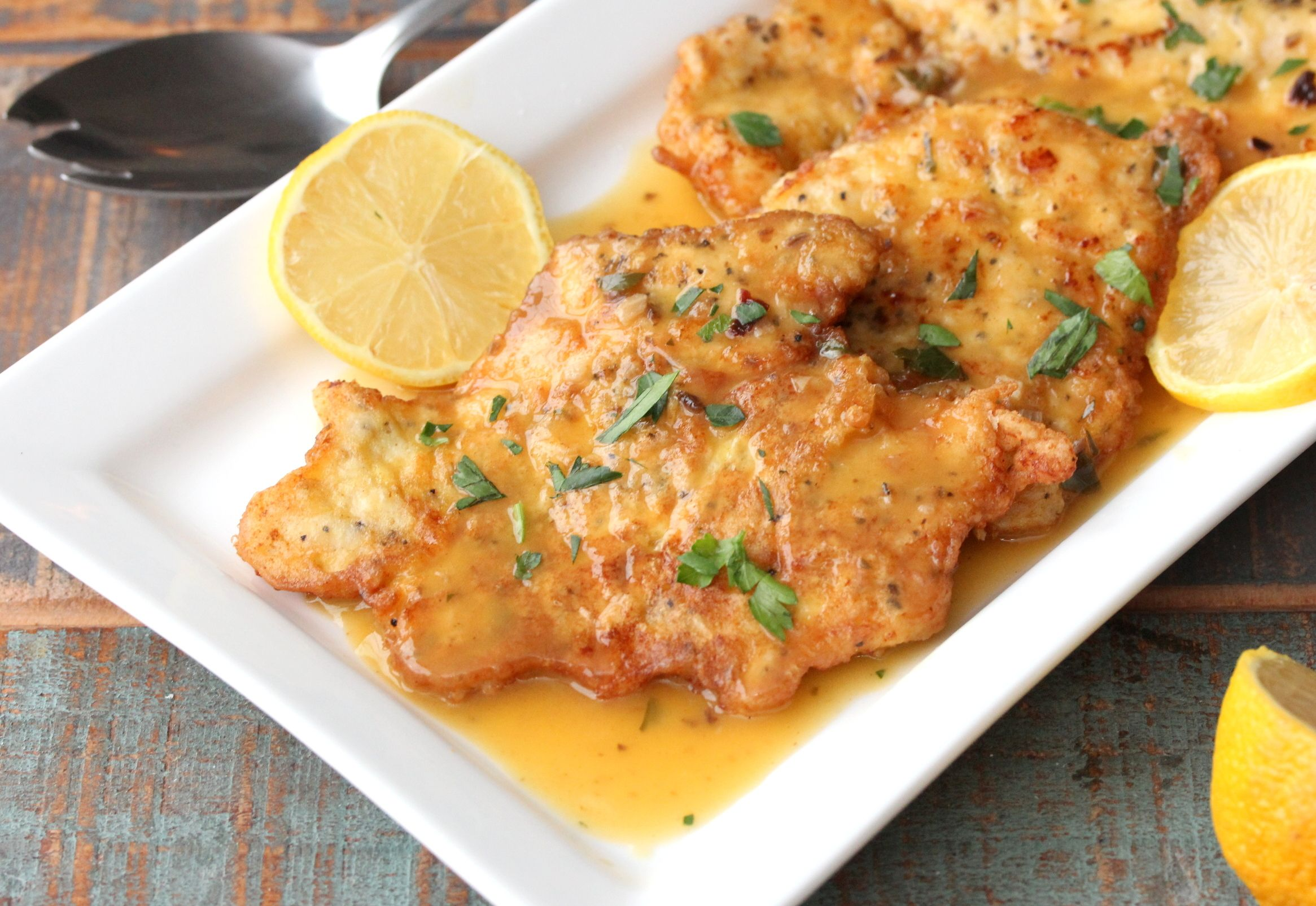 The Best Ever Chicken Francese How To Feed A Loon Recipe Chicken Francaise Recipe Chicken Francese Recipe Recipes