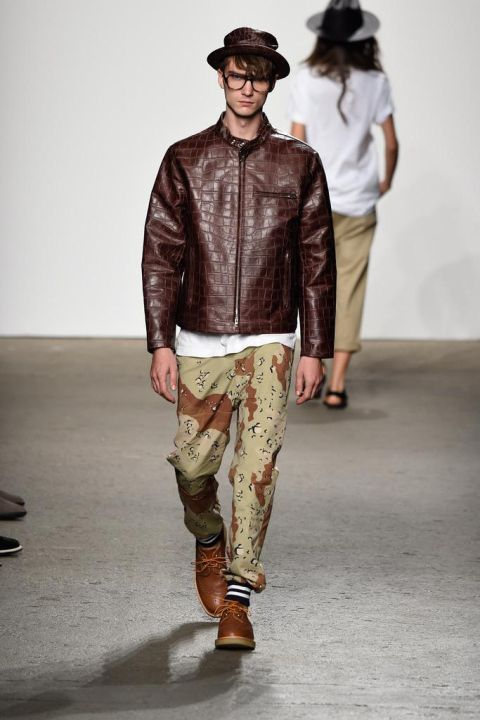 Image of Mark McNairy New Amsterdam 2015 Spring/Summer Collection