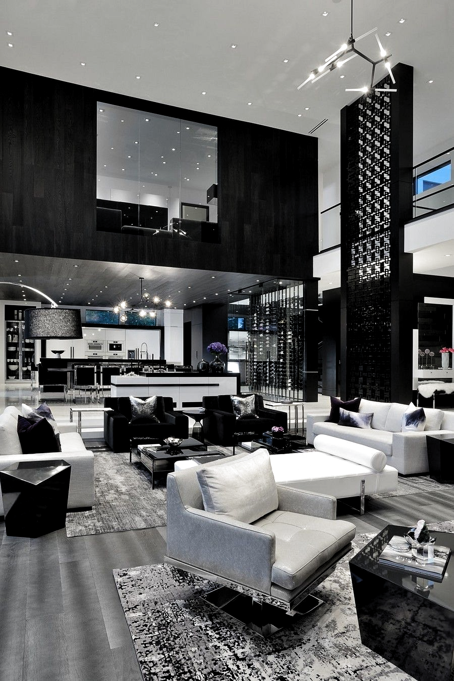 Be Inspired By This Modern Luxury House Design Home And Decoration Decoration Design H Modern Luxury Interior Luxury Homes Interior Luxury Interior Design