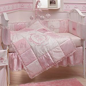 Little Disney Princess 4 Piece Bedding Set   Kids Decorating Ideas