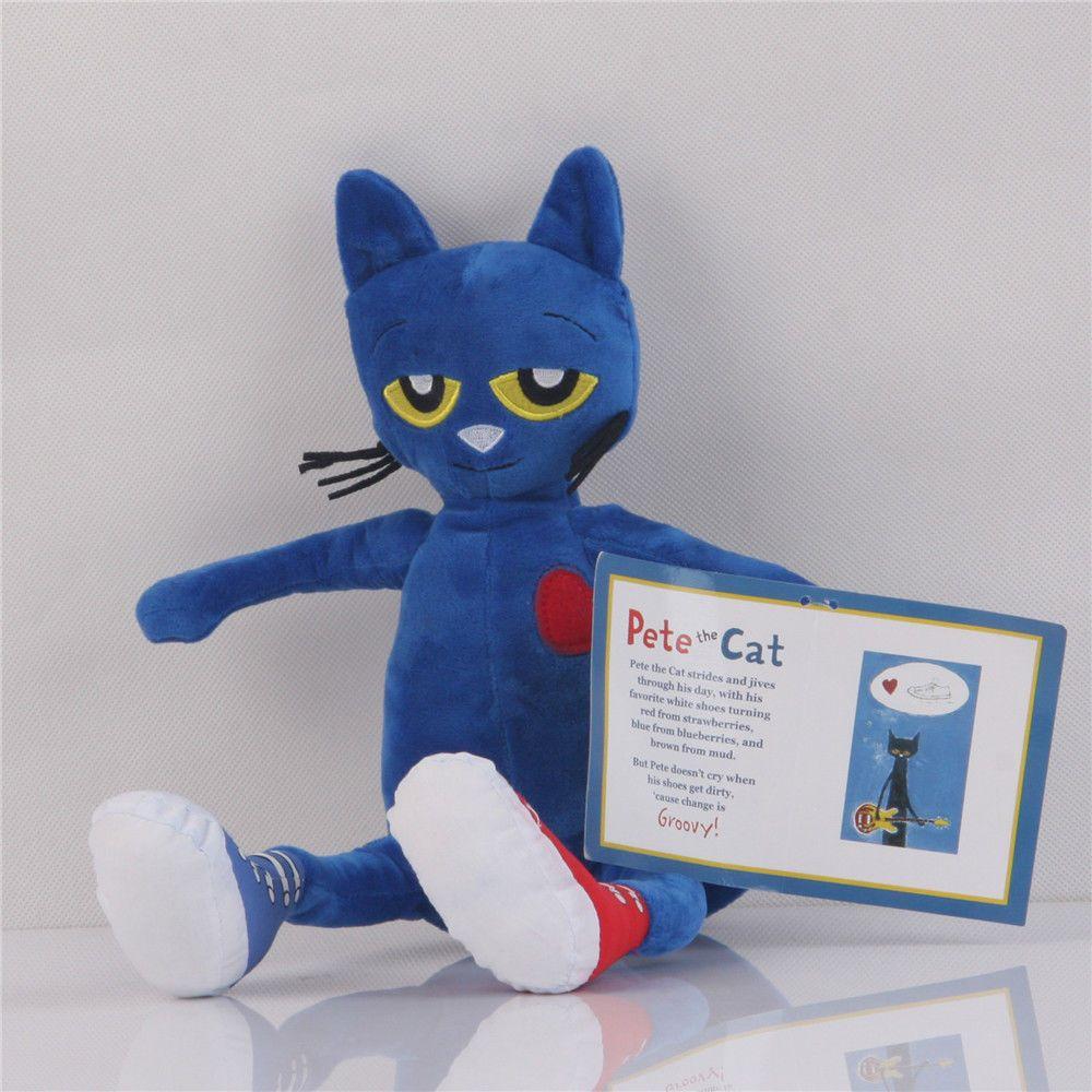 pete the cat plush toys
