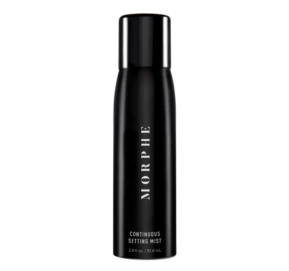 CONTINUOUS SETTING MIST Makeup setting spray, Setting