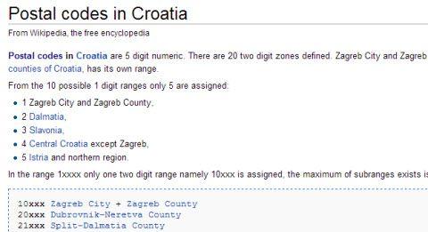 Wiki Postal Codes Postal Code Finding Yourself Zip Code
