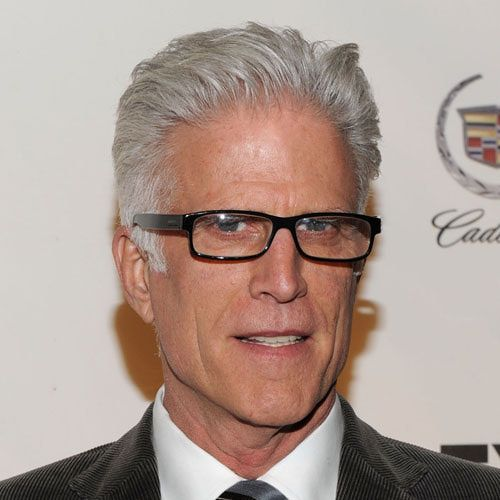 Guys With Gray Hair Ted Danson