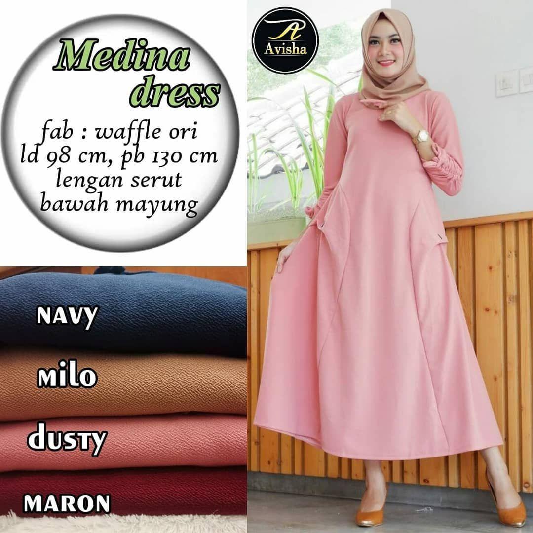 Bismillah Medina Dress 145rb Untuk Order Tanya Bisa Langsung Chat Gamis Mayung Ya Sis