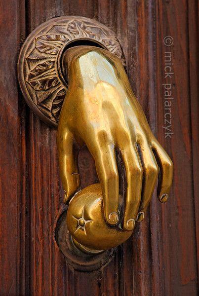 Door knocker sexy