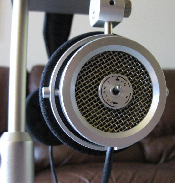ceac0e142de Joe Grado HP1000 HP-1 headphones (with polarity switch For Sale Or Trade - Canuck  Audio Mart