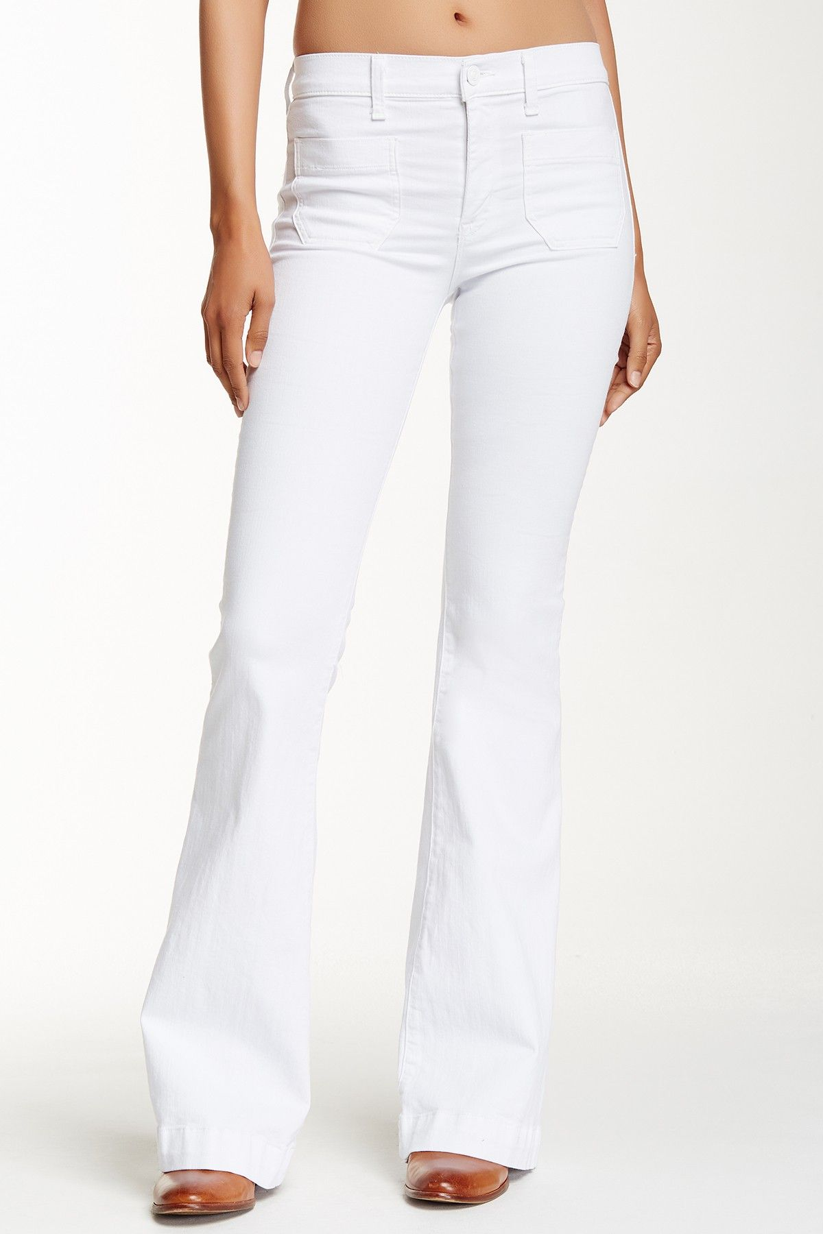 Taylor High Waist Flare Jean by HUDSON Jeans on @nordstrom_rack