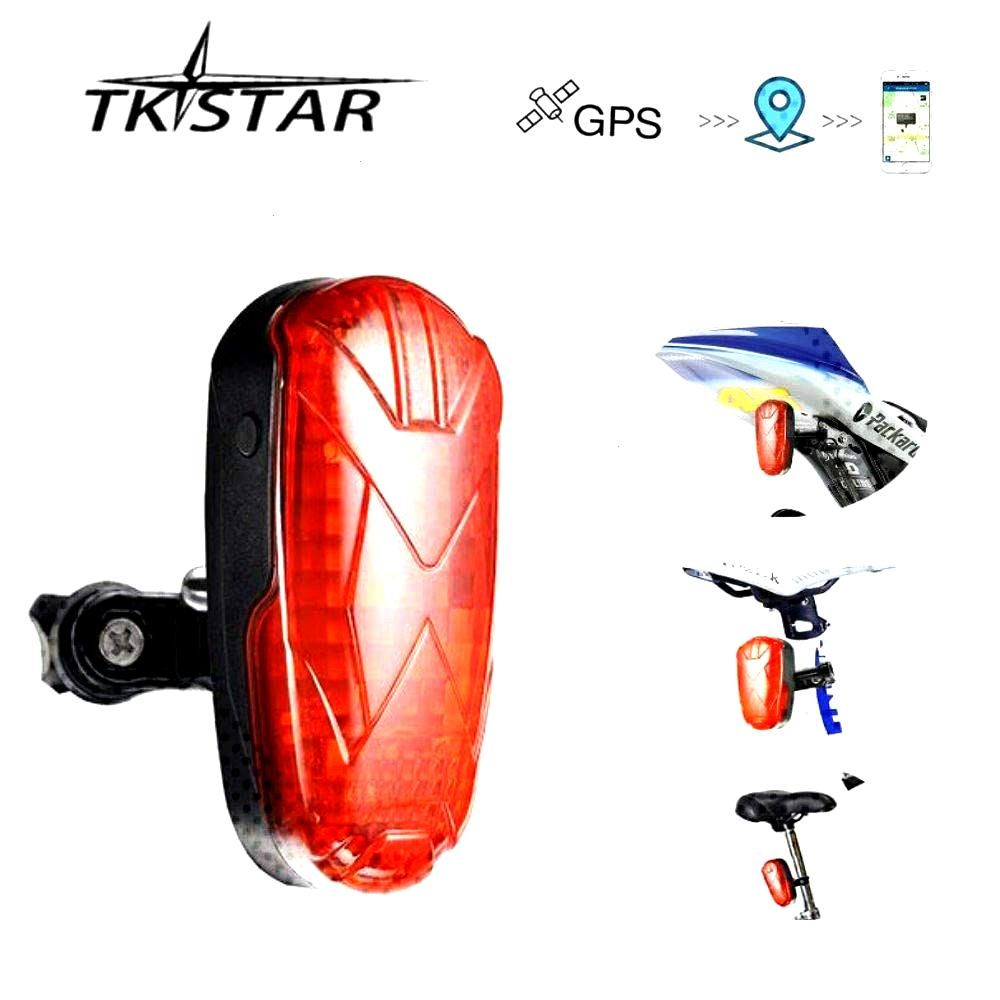 TKSTAR GPS Tracker Designed for Bicycle Small Vehicles Hidden Realtime Track Lo  Yo