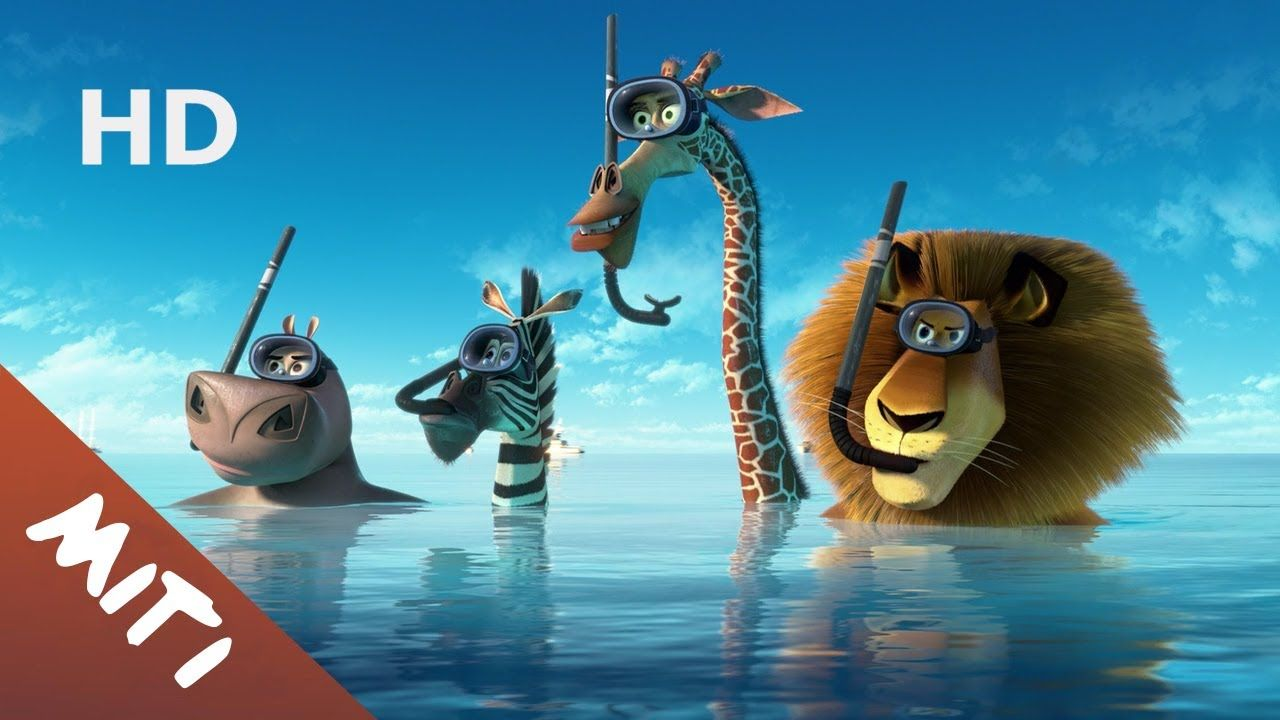 Madagascar - Everybody dance now