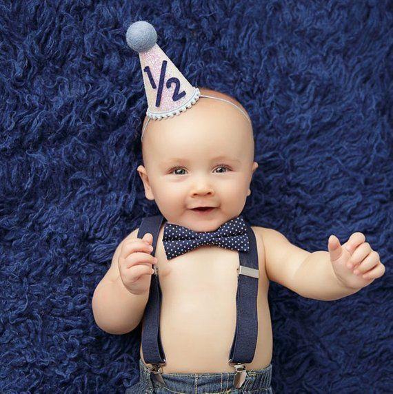 Half Birthday Hat | 1/2 Birthday Hat | Half Birthday Boy ...