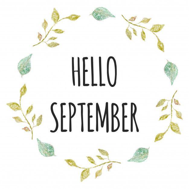 Hello September