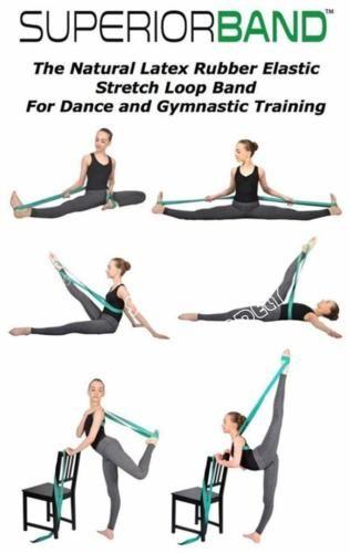 ejercicios con gomas para pilates