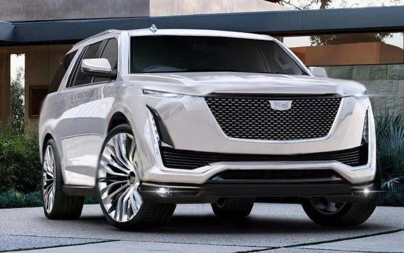 2020 Cadillac Escalade | Cadillac Escalade | Cadillac ...