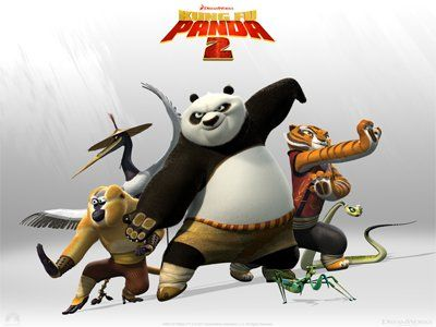 Amazing artistic Vision.  Really Good Direction for Kung Fu Panda 2