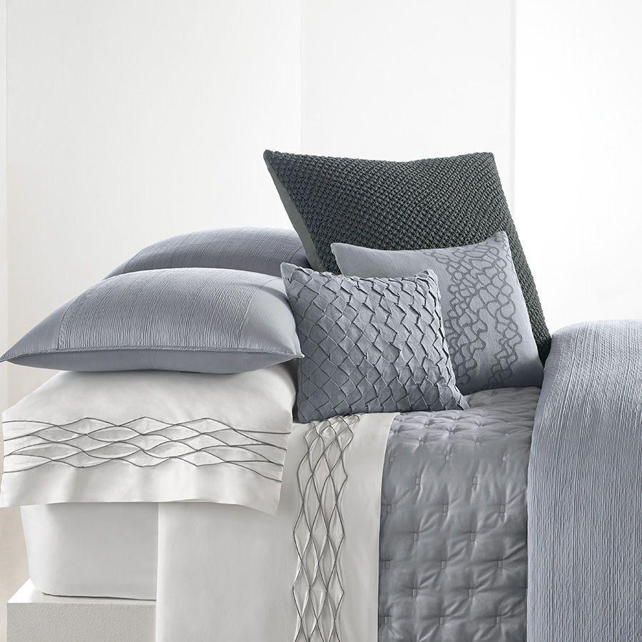 Vera Wang Corrugated Texture Duvet Cover Duvet Cover