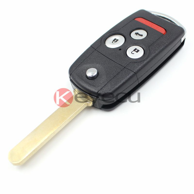 Pcslot New Replacement Remote Key Fob Button For Acura ZDX - Acura tl key fob