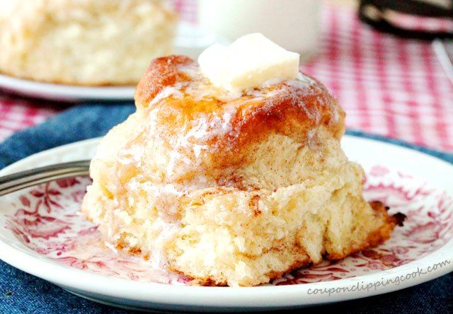 Snickerdoodle Skillet Biscuits | Coupon Clipping Cook
