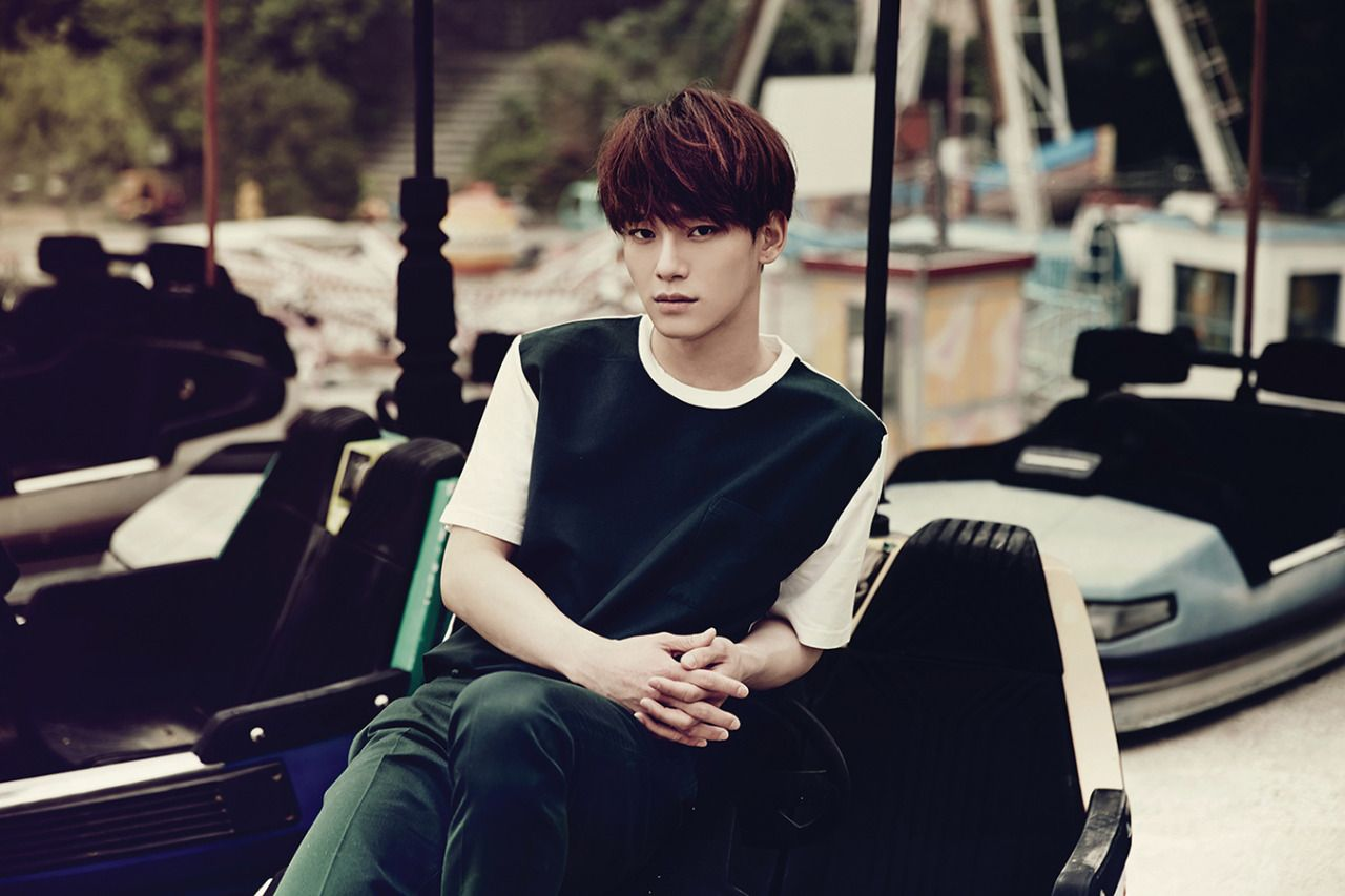 Chen - 150529 Comeback teaser photo - [HQ] Credit: Official EXO Website.