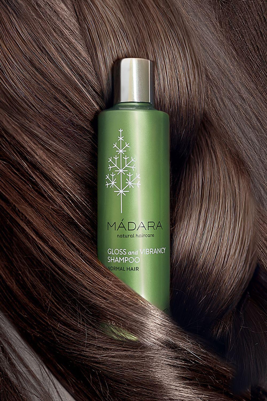 Gloss and Vibrancy shampoo Vegane