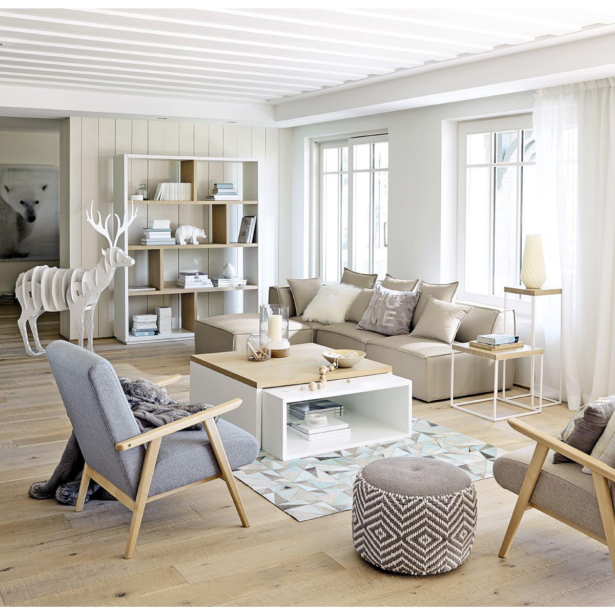 Decouvrez La Collection Meubles Decoration 2016 Maisons Du Monde Dans Le Catalogue Interactif Mymdm Deco Maison Meuble Deco Deco Salon