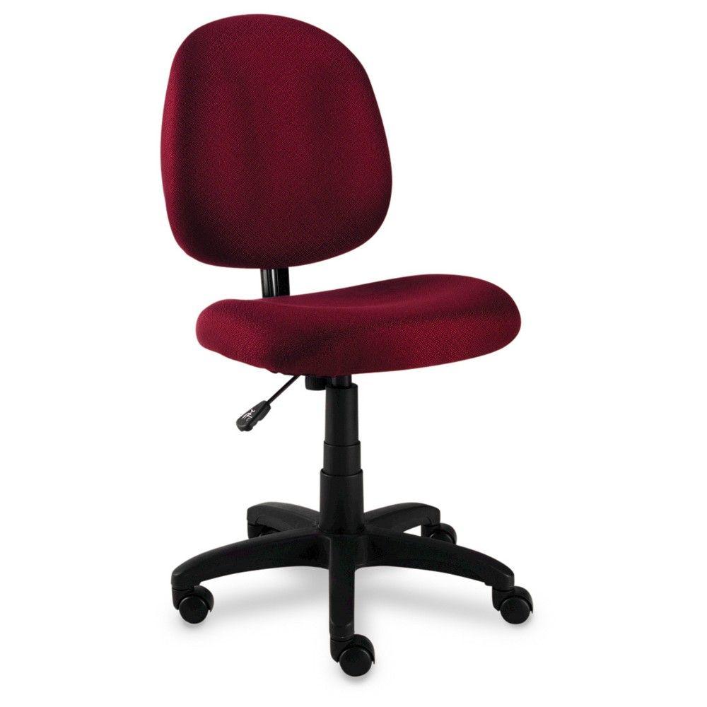 Alera Task Chair - Burgundy (Red)