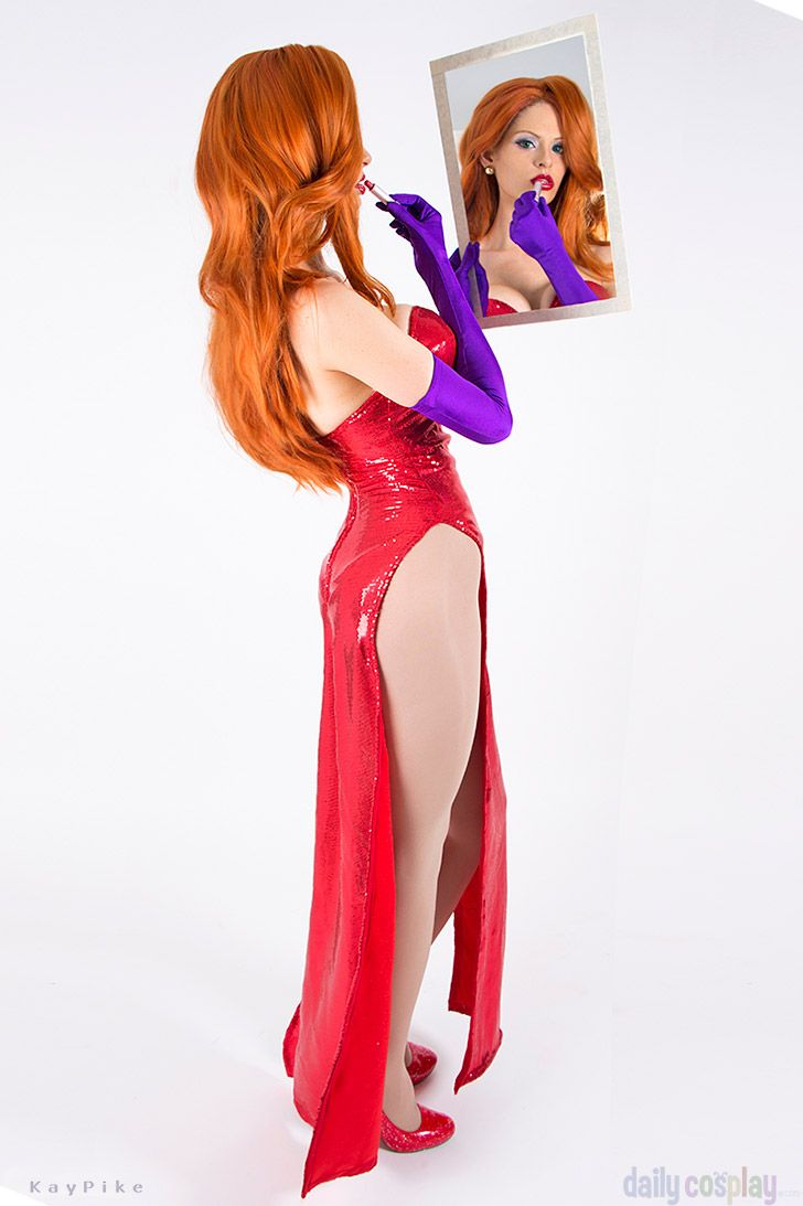Jessica Rabbit from Who Framed Roger Rabbit? | jess | Pinterest ...