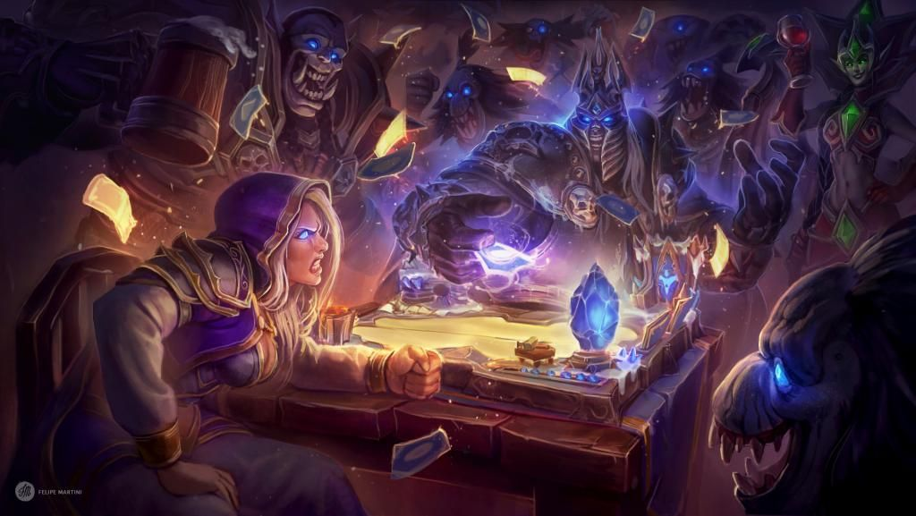 Lets share our favorite Warcraft fan-art! - Page 280