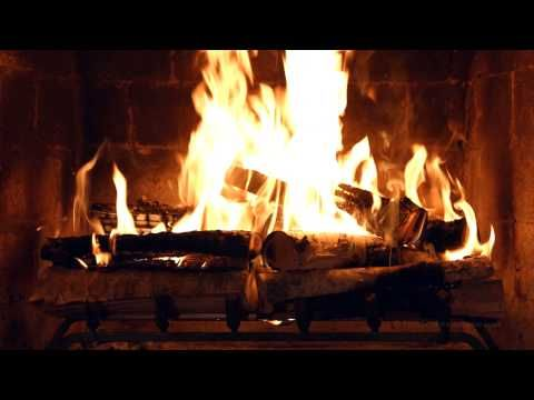 1 Best 4k Fireplace On Youtube Official Yule Log Fireplace For