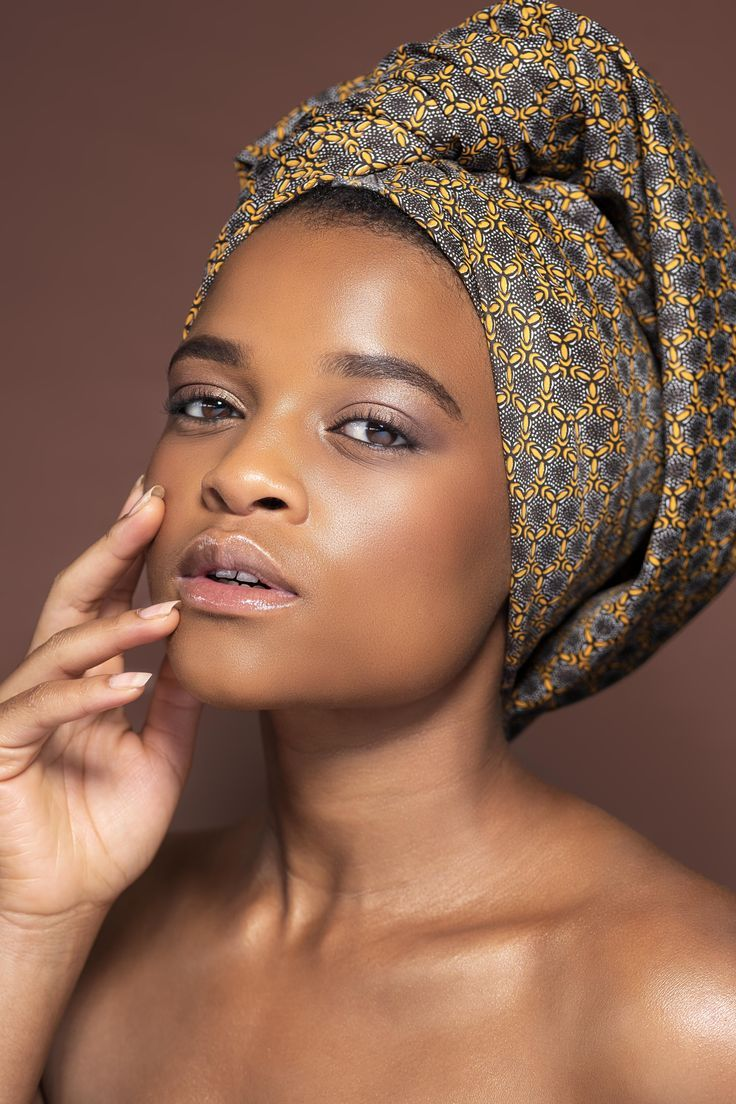 african head wraps black women Natural hair tutorials