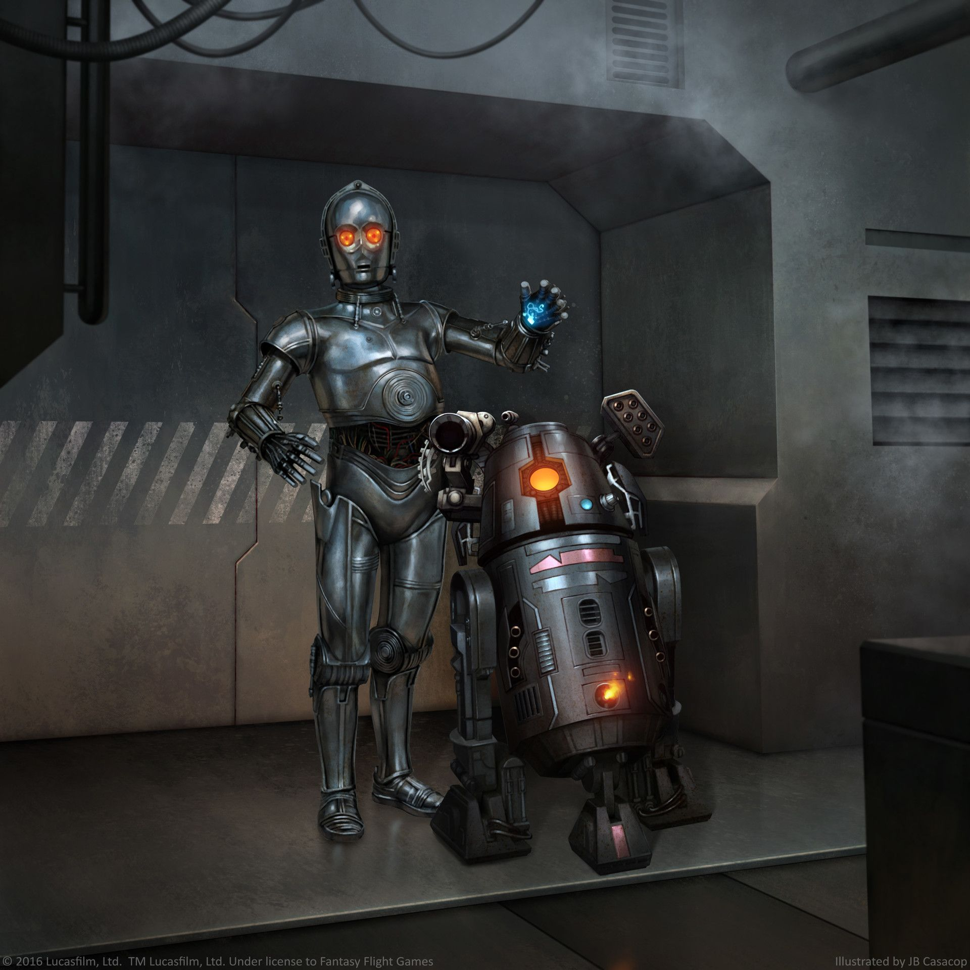 Artstation Bt 1 And 0 0 0 Jb Casacop Star Wars Images Star Wars Rpg Star Wars Droids