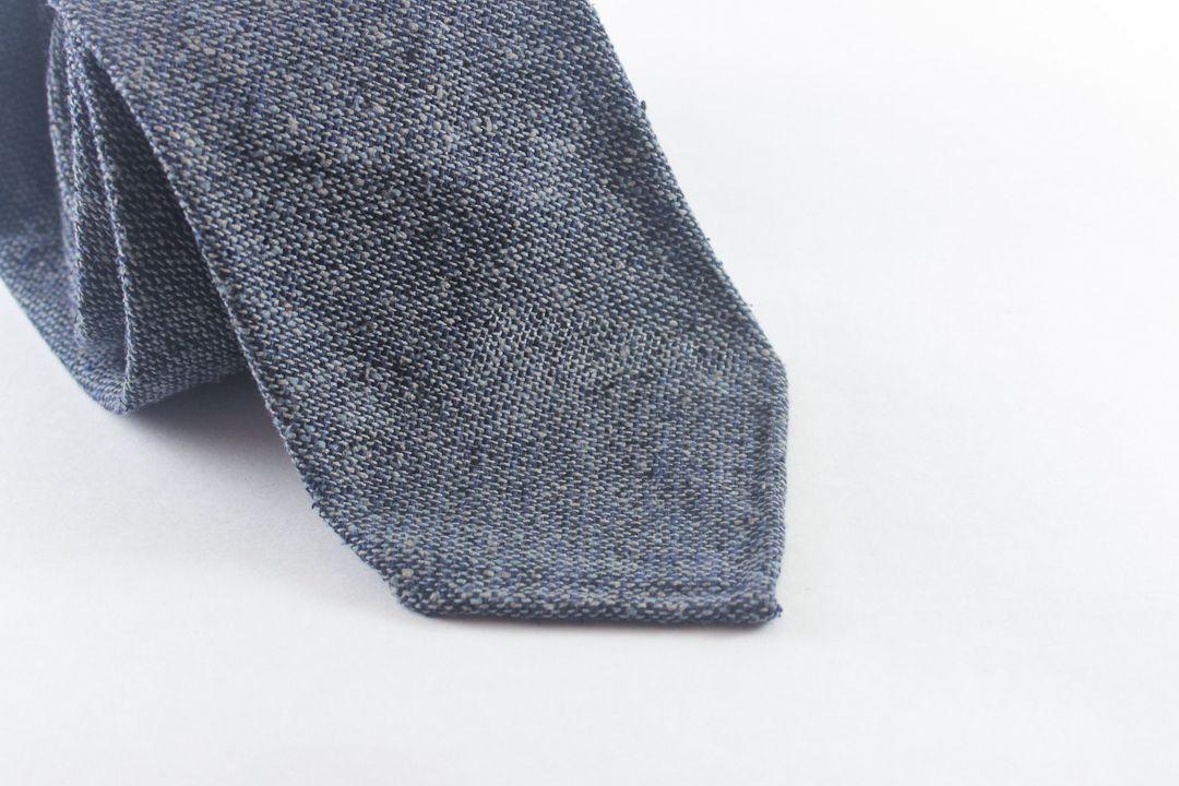 Blue-Grey Slubs