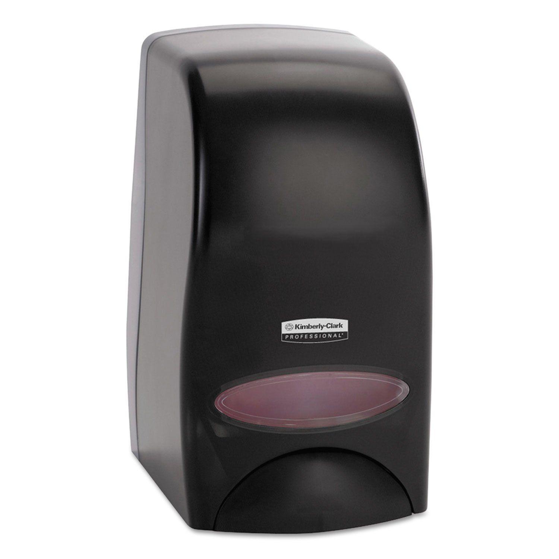 Kleenex Skin Care Cassette Dispenser 1000ml Black Commercial