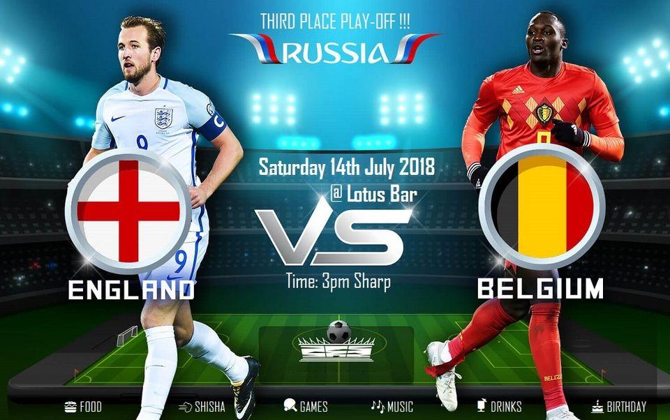 Belgium vs England live stream free Belgium vs England