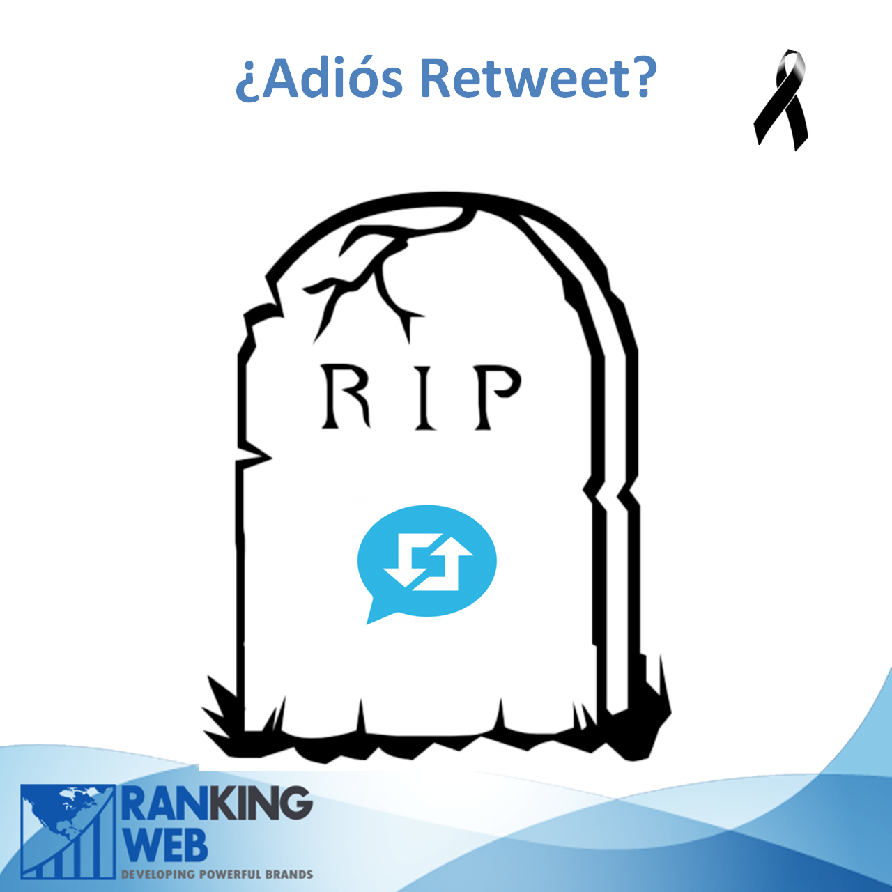 Pueden estar contados los días de #Retweeting. #Twitter ha estado probando la sustitución de #Retweet con #Compartir.