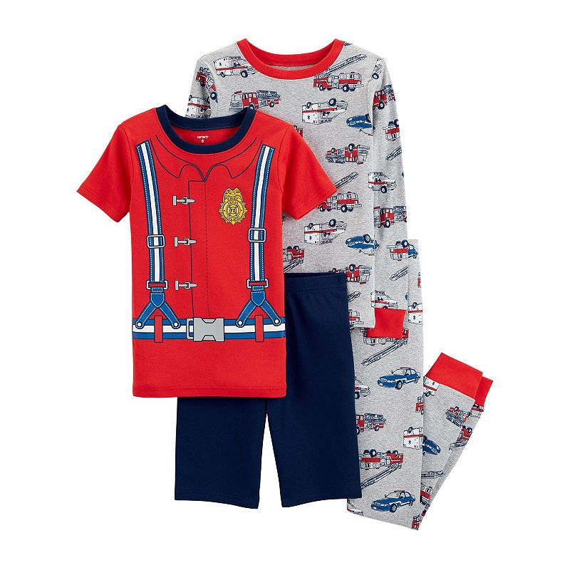 c8e8a1b13221 Carter s 4-pc. Pajama Set Boys