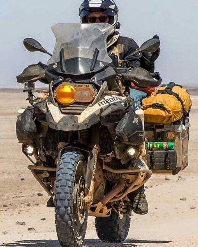 Adventure Touring Motorcycle >> The King Of Adventure Touring Bmw R 1200 Gs Motorcycles