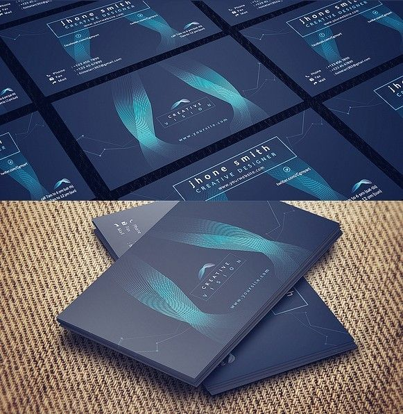 Free abstract hi tech business card template psd free webgraphic abstract hi tech business card template psd flashek Images
