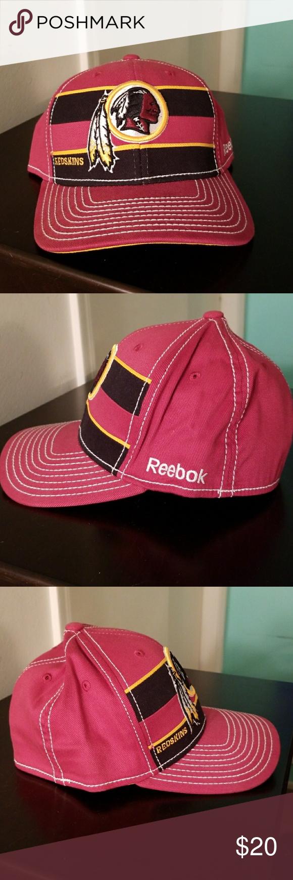6e11554f4 Nfl redskins · NFL Redskins Hat NWOT Redskins Football Hat Reebok  Accessories Hats