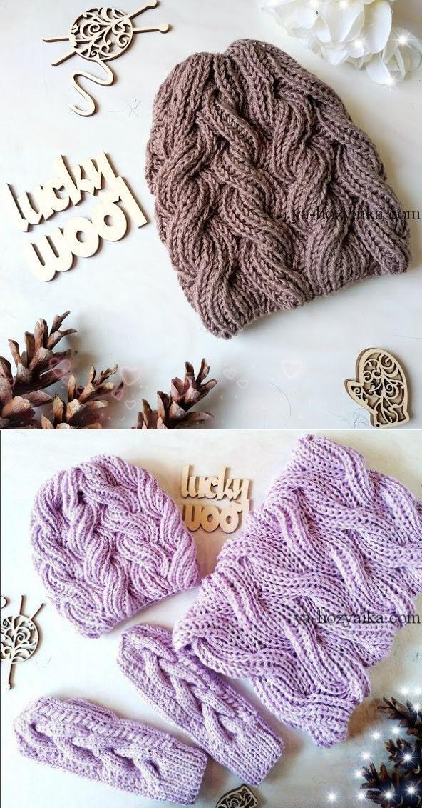 вязание шапки снуды манишки шарфы шапочки с ушками шарфики варежки